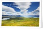 Lake landscape Lake Alexandrina und Lake Tekapo by Corbis