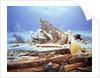 The Polar Sea by Caspar David Friedrich
