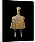 Greek Art : an idol in the shape of a bell by Corbis