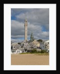 The seaside with Pilgrim Tower by Corbis