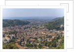 View of the town by Corbis