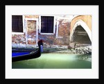 Traditional Gondola details. by Corbis