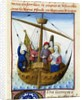 The queen Iseult releases Tristan and they board towards the kingdom of Logres by Corbis