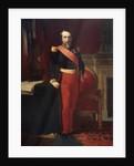 Napoleon III by Hippolithe Flandrin