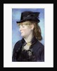 Study of the barmaid for Le Bar des Folies Bergeres, by Edouard Manet