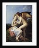 Psyche and Cupid by Francois Gerard