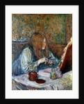Madame Poupoule at Her Toilette by Henri de Toulouse-Lautrec
