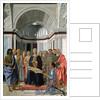 Madonna and Child with Saints by Piero della Francesca