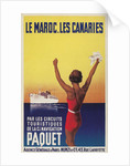 Cruising the East Atlantic, Travel Poster by Corbis