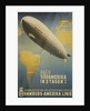 Graf Zeppelin to South America by Corbis