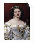 Portrait of Charlotte by Joseph Karl Stieler