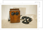 early telephone by Corbis