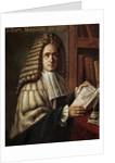 Portrait of Giovanni Battista Morgagni by Corbis