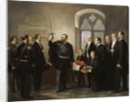 Castruccio's sword presented to King Vittorio Emanuele in 1860 by Pietro Ulivi