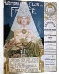 Poster of the Automobile Club de France, 1902 by Corbis