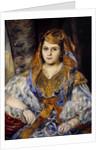 Madame Clementine Stora called the Algerian by Pierre-Auguste Renoir