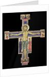 Crucifix by Berlinghiero Berlinghieri