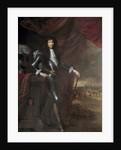 Portrait of Louis XIV of France by Louis Ferdinand Elle the Elder