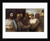 Christ and the Adultress by Titian