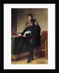 Portrait of the Count Michel Regnault de Saint Jean d'Angely by Francois Gerard