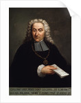 Portrait of Giacomo Perti by Corbis