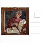 Portrait of Dante Alighieri by Luca Signorelli