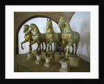 Bronze Horses of San Marco in Venice by Corbis