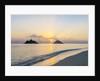 Lanikai Beach Sunrise by Corbis