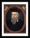Portrait of Nostradamus by Corbis