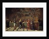 Galileo Galilei before the Holy Office in the Vatican by Robert Fleury