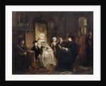 Childhood of Charles Quint by Edouard Jean Conrad Hamman
