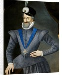 Portrait of Henry IV, king of France by Corbis