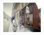 The House Painters by Gustave Caillebotte
