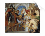 Abraham and Melchizedech by Peter Paul Rubens
