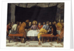 The Last Supper by Frans Pourbus the Younger