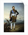 Portrait of Louis Antoine of France, Duke of Angouleme by Francois Joseph Kinson