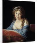 Portrait of the Countess Catherine Vassilievna Skavronskaia by Elisabeth Vigee-Lebrun