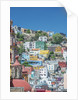 Rooftop View of Guanajuato by Corbis