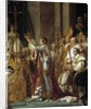 Detail of The Consecration of the Emperor Napoleon I by Jacques Louis David