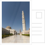 Sultan Qaboos Grand Mosque in Muscat by Corbis