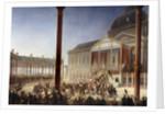 Assembly of the Champ de Mai, 1st June 1815 by Francois Joseph Heim