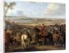 Battle of Lawfeld by Pierre Lenfant