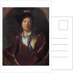 Portrait of Bernard Le Bouyer de Fontenelle by Hyacinthe Rigaud