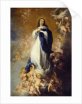The Immaculate Conception by Bartolome Murillo