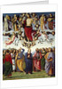 Ascension of Christ by Perugino