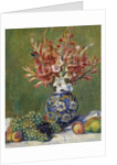 Flowers and Fruits by Pierre Auguste Renoir