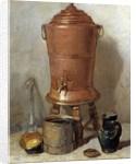 The Copper Drinking Fountain by Jean Baptiste Simeon Chardin
