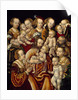 Christ blessing children by Master HB of the Griffon's Head by Corbis