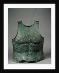 Anatomical cuirass breast plate, end 4th century BC by Corbis