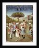 Peasant dance or Dancing shepherds by Corbis